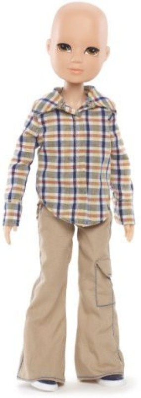 Moxie Girlz Moxie Boyz True Hope Doll - Jaxson(Multicolor)