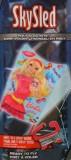 Barbie Kite Sky Sled Kite (Red)