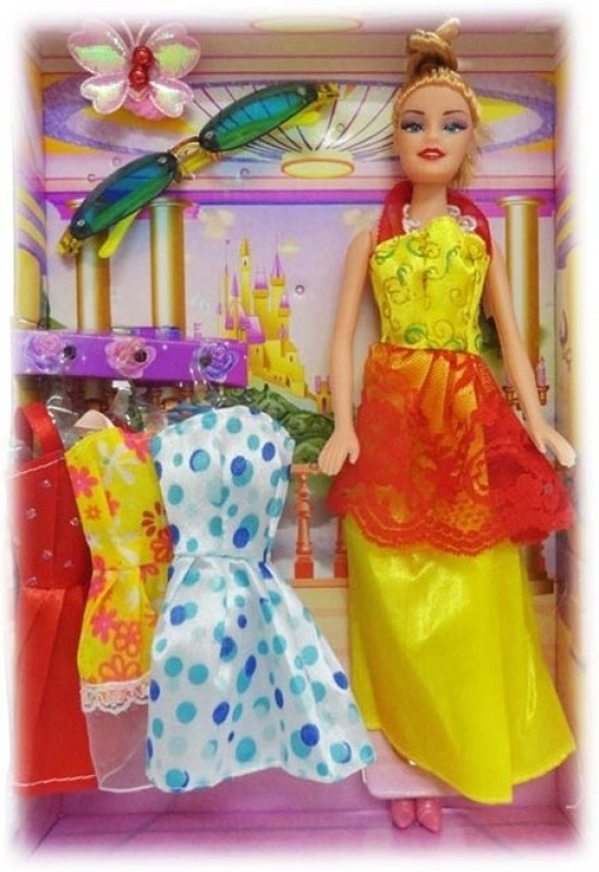 Shop & Shoppee Kelland Charm Princess Doll(Multicolor)