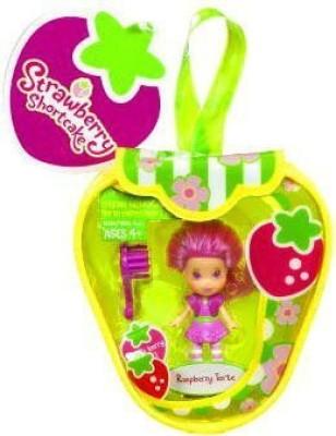 Strawberry Shortcakd Strawberry Shortcake Hasbro Mini In Purse Raspberry Torte