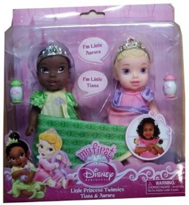 Disney My First Princess Little Princess Tiana & Aurora
