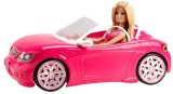 Barbie Glam Doll And Convertible (Multic...