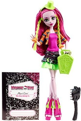 Monster High Monster Exchange Program Marisol Coxi