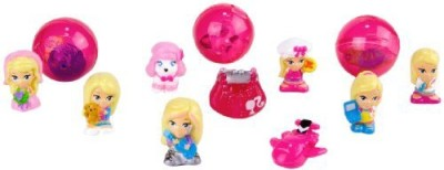 Blip Squinkies Barbie Pack 4