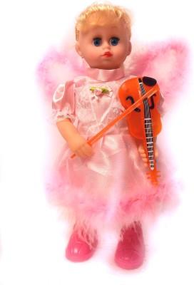 Shopalle Swing Baby Doll Pink