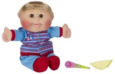 Cabbage Patch Kids Get Better Ba Caucasian Blond Boy125