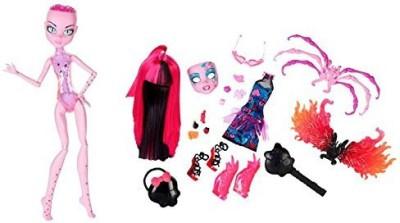 Monster High Inner Monster Fearfully Feisty ,N Fangtastic Love