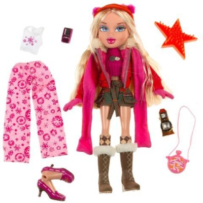 MGA Entertainment Bratz Campfire Cloe