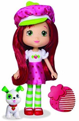 Strawberry Shortcake The Bridge Direct, St Best Friend Doll