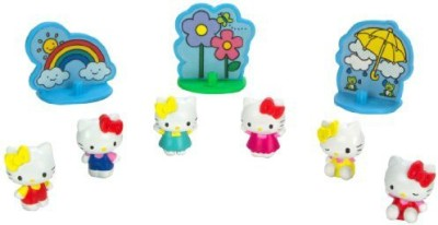 Squinkies Blip Hello Kitty Bubble Pack - Series 5 - Sisters with Tiny Toys