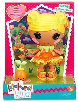 Lalaloopsy Littles Posy Golden Petals