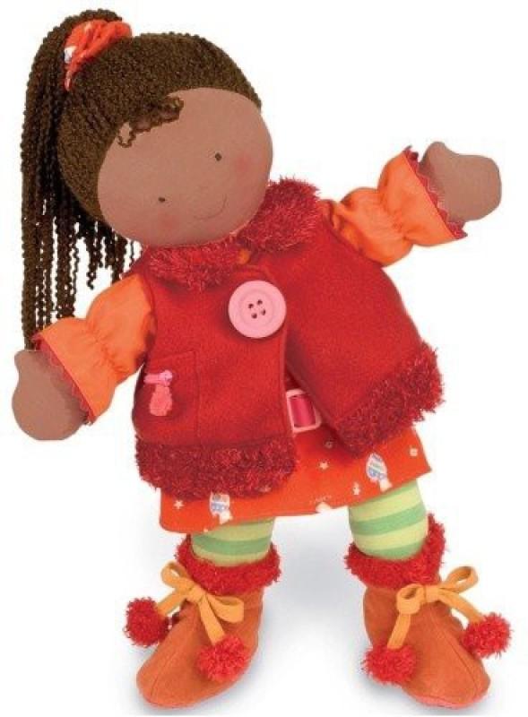 North American Bear Trendy Wendy Brunette(Multicolor)
