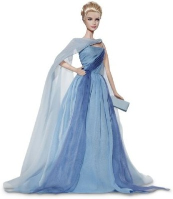 Barbie Collector To Catch A Thief Grace Kelly(Blue)