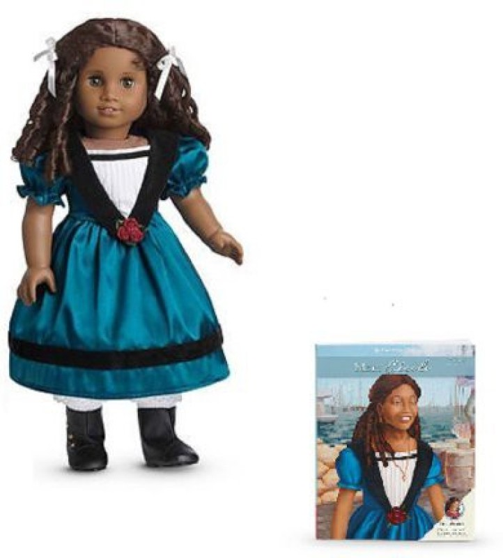 American Girl Cecile And Paperback Book(Blue)