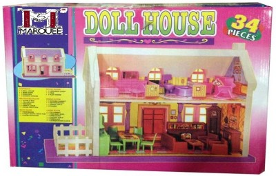 Marquee Doll House