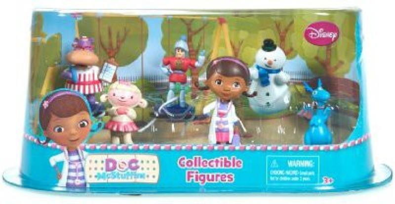 Just Play Doc Mcstuffins Deluxe Set(Multicolor)