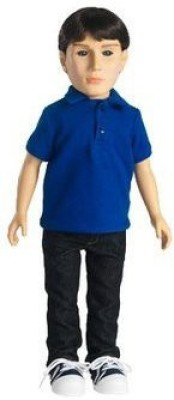 Carpatina Dolls Carter 18 Inch Boy(Multicolor)