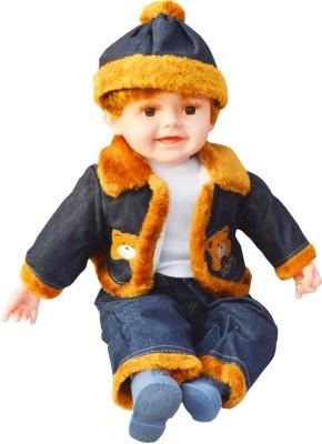 Jainsoneretail Poem Baby Boy Blue Cap