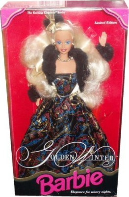 Barbie 1993 Limited Edition The Evening Elegance Series 12 Inch