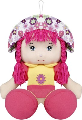 Emob Pink and Purpule Sweet Rag Doll Big Size