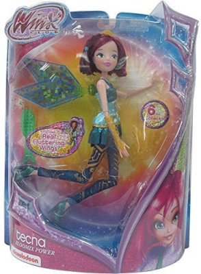 Nickelodeon Winx Club Bloomix Power Tecna