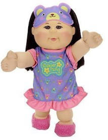 Jakks Pacific Patch Kids GLOW PARTY Asian Doll(Multicolor)