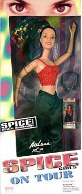 Galoob Spice Girls On Tour Sporty Spice
