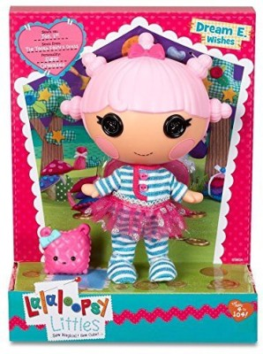 Lalaloopsy Littles Doll- Dream E. Wishes