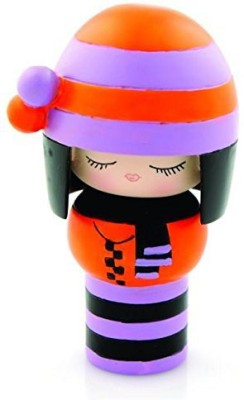 Momiji Random Dolls Collection, Clever Clogs Message Doll(Multicolor)