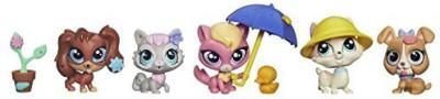 Littlest Pet Shop Sunny Showers Pets Multipack