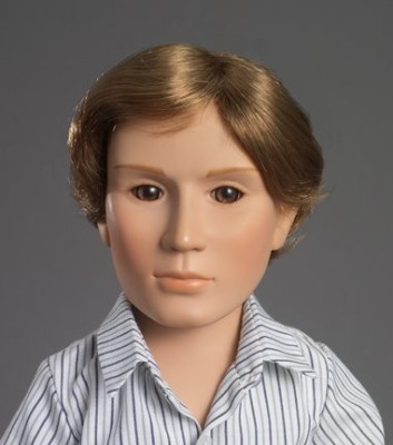 Carpatina Dolls Adam 18 Inch Boy(Multicolor)