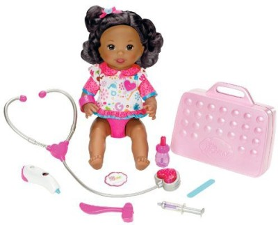 Little Mommy Doctor Mommy African American