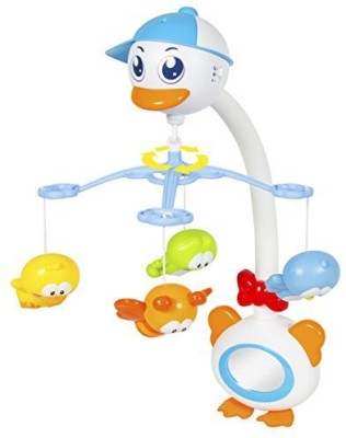 Best Choice Products Swan Baby Musical Mobile Sweet Dreams Daytime and Evening Mode