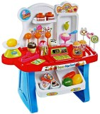 Jaibros Mini Super Market Play Set Batte...