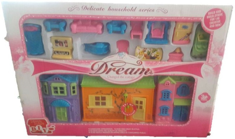 OZ DREAM CHANGE THE COTTAGE(Multicolor)