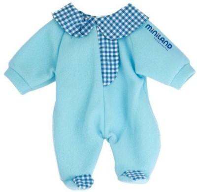 Miniland Blue Pajama For 1263,, Ba