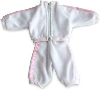 Miniland 2Piece Pink And White Tracksuit For 1263,, Ba