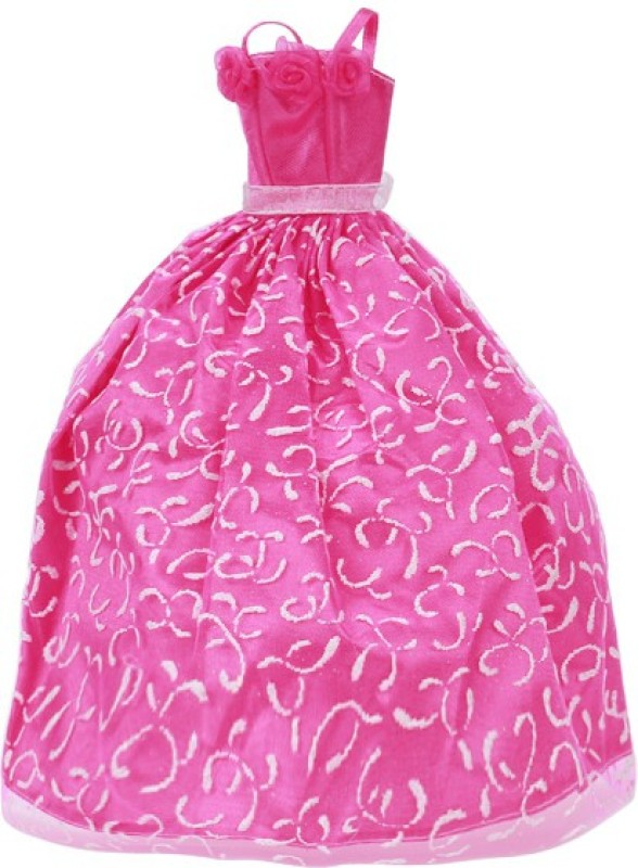 Phenovo Party Outfit For 25 cm Doll(Pink)