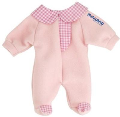 Miniland Pink Pajama For 1263,, Ba