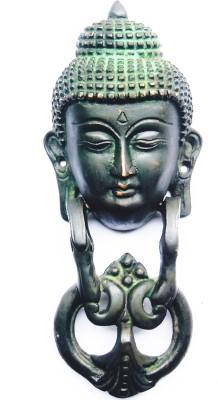 Aakrati Gautam Buddha Brass Door Knocker