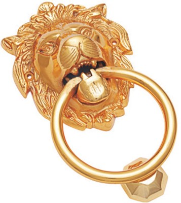 AYANT Brass Door Knocker(Brass)