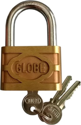 GLOBE Brass Metallic door lock