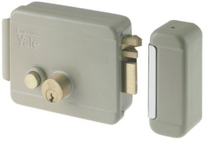 Yale Stainless Steel Matte door lock