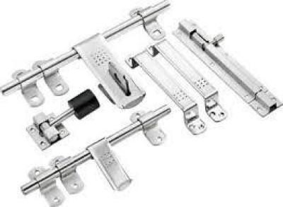 Sparkle India Iron Chrome door lock