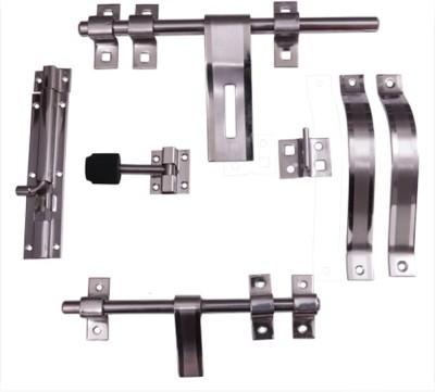 SHINE STAR Stainless Steel Glossy door lock