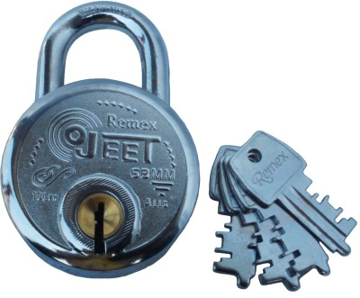 Aone Quality Steel, Brass Chrome door lock