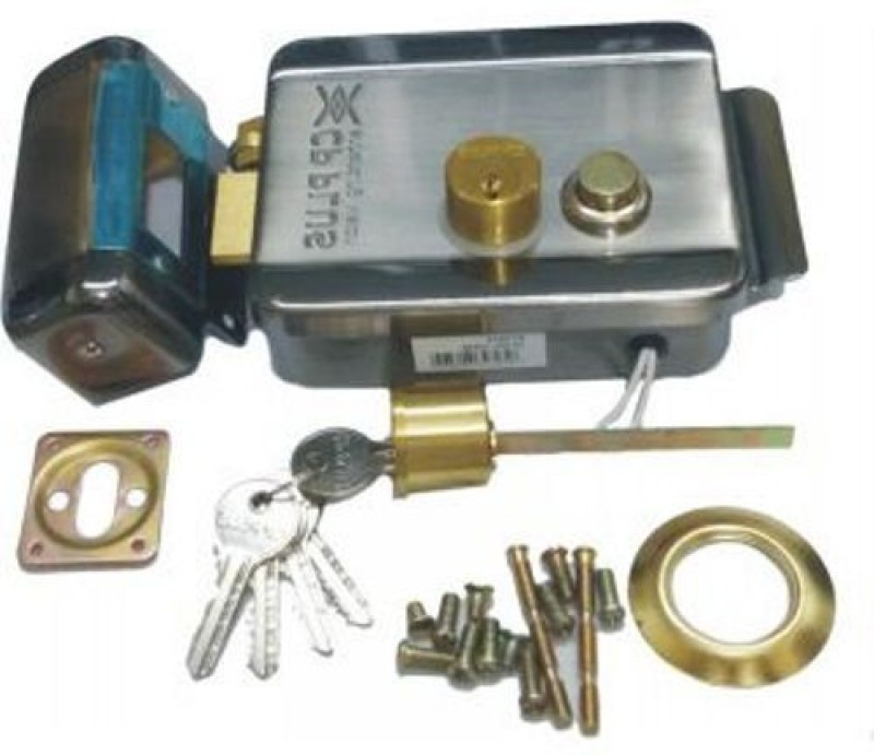Cp Plus Steel Polished door lock(Steel)