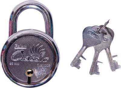 PALAM Steel Chrome door lock