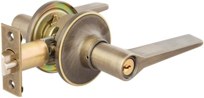 Yale Brass Matte door lock