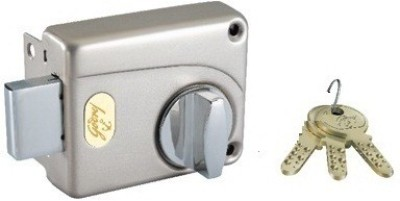 Godrej Nickel Glossy door lock